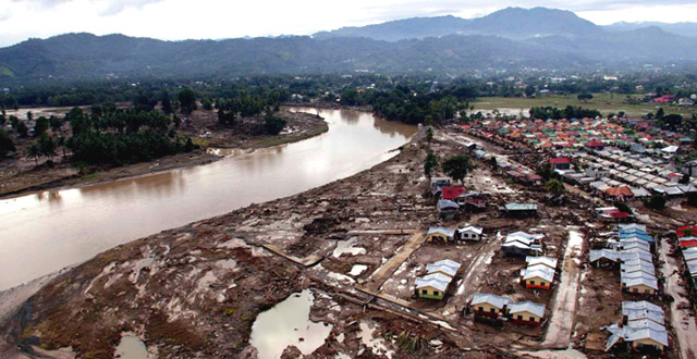 Flooding in Cagayan De Oro