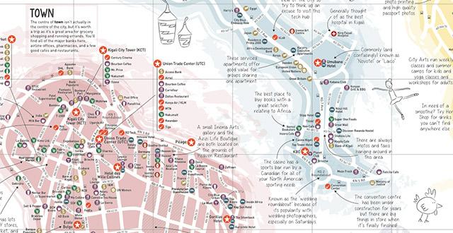 2014 Wrap - Map
